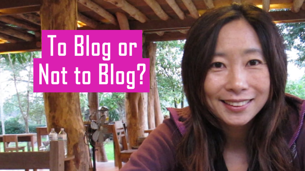 5.To-Blog-or-Not